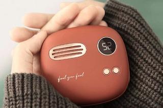 Лучший друг зимой: Xiaomi выпустила портативный обогреватель для рук