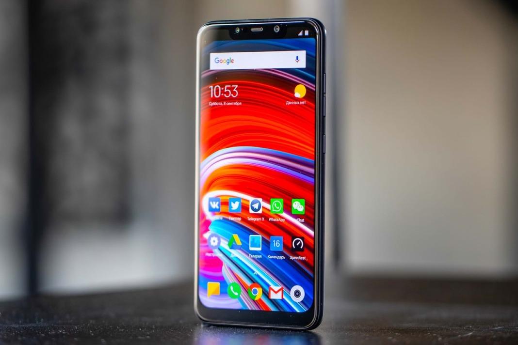 Официально: Xiaomi выпустит Pocophone F2